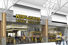 Portland International Airport Map by Portland Airport Adds Hopworks And Deschutes Breweries Eater