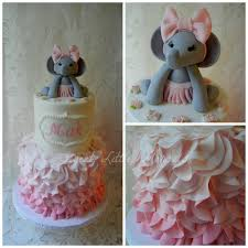 diy baby shower ideas for boys elephant cakes cake and babies