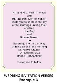 groom quotes wedding invitation wording when s parents are paying