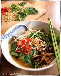 cuisine pho vegan pho it doesn t taste like chicken