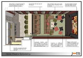 used home theater seating home theater seating layout plan basement home theater plans