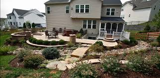 Picture Of Decks And Patios Deckscapes Of Va Deck Builder Manassas Virginia Northern