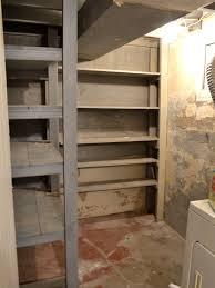 diy basement storage shelves plans wooden pdf building a wine