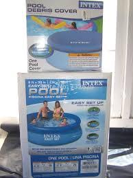 Intex Inflatable Swimming Pool New 8 U0027 X 30
