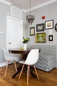 banquette cuisine moderne ouverture mur cuisine salon 8 pourquoi choisir une table avec