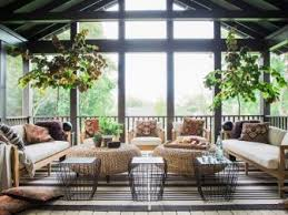Garage With Screened Porch Garage Screened Porch From Hgtv Urban Oasis 2016 Hgtv Urban