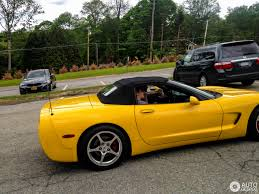 yellow corvette c5 chevrolet corvette c5 convertible 12 july 2016 autogespot