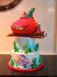 christmas cakes from over the years byrdie custom cakes