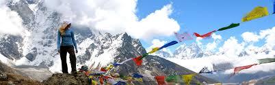 Saipan Flag The Everest Base Camp Ebc Trek Breathe Nepal Trekking
