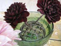 Frog Flower Vase Debra Prinzing Post Footed Glass Circa 1978