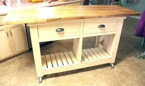 kitchen island with butcher block butcher block movable island butcher block rolling cart kitchen