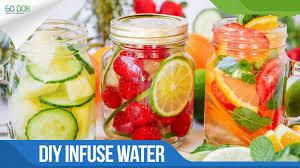 membuat infused water sendiri bikin sendiri infused water minuman sederhana yang menyehatkan