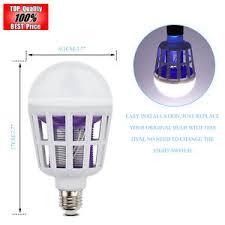 no bug light bulb led mosquito no radiation killer led bulb 220v 15w led bug zapper