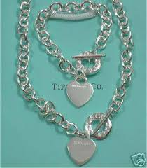 heart tag necklace tiffany images 3 tiffany heart tag set necklace bracelet addicted to jewelry jpg