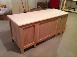 Desk Plans Woodworking Cherry Pedestal Desk Woodsmith Plans Woodworking Plans Inside