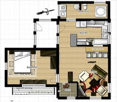 simple one bedroom house plans one bedroom house floor plans put the bathroom where the back