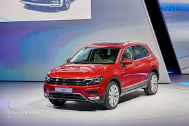 volkswagen tiguan 2016 white 2017 volkswagen tiguan is all grown up in frankfurt autoevolution