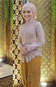 contoh gambar kebaya 42 model kebaya modern simple elegan terbaru model baju muslimah