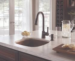 bronze faucets for kitchen bronze kitchen faucets 34 small home remodel ideas with