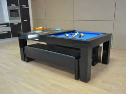 pool table dining room table combo eye catching black pool table dining accessories pinterest of combo