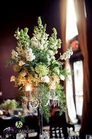 Black And Silver Centerpieces by 43 Best Tall White Centerpieces Images On Pinterest Flower