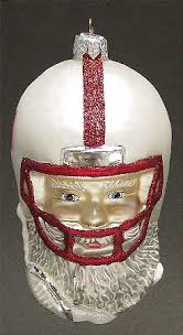 slavic treasures santa football ornaments at replacements ltd