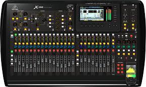 midas console location console de mixage midas num礬rique x32 en fly
