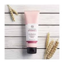 Pembersih Muka Baby Pink skincare vitamin e gentle wash the shop