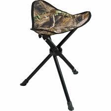 Hunting Chairs And Stools Tripod Stool Walmart Com