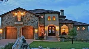 santa fe style homes tuscan style homes images youtube