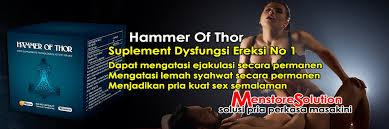 hammer of thor asli di semarang 085333588857 pembesar herbal