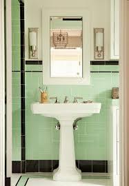 tile new green tile bathroom home decor color trends fancy to