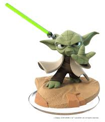 Disney Infinity 3 0 Edition Star Wars Tm Yoda Figure Toys