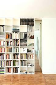 retractable temporary walls in bookcase wall partition nyc for