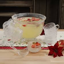 punch bowl the pioneer woman adeline 10 punch bowl set walmart
