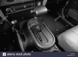jeep wrangler gear 2008 jeep wrangler x in blue gear shifter center console stock