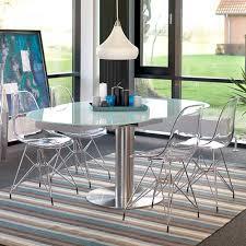 Esszimmer Glastisch Ausziehbar Moderne Häuser Mit Gemütlicher Innenarchitektur Geräumiges