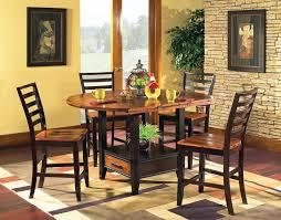 Drop Leaf Dining Table Sets Abaco Drop Leaf Dining Set Steve Silver Co