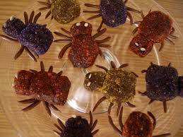 halloween spider treats u2013 recipe krista lawhon