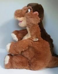 gund land foot plush stuffed animal ebay