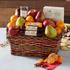 fruit and cheese gift baskets orchard s bounty gift basket gift purchase our wine gift baskets