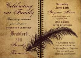 21 best family reunion invitations images on family