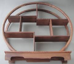 Shelves For Collectibles by Aliexpress Com Buy Ancient China Collection Wood Curve Shelf For