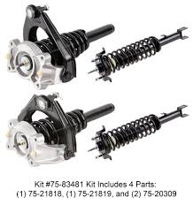 2004 dodge stratus strut assembly from car parts warehouse add