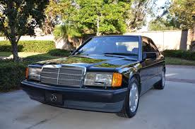 1993 mercedes benz 190e 2 6 limited edition rare 530 700 used