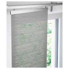 Vidga Ikea Vattenax Panel Curtain Grey White 60x300 Cm Ikea