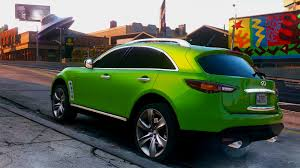 infiniti fx50 2016 infiniti fx50s add on replace animated gta5 mods com