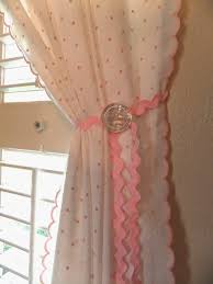 ash tree cottage mystical diy curtain tie backs