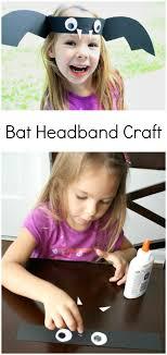 bat headband bat headband craft fantastic learning