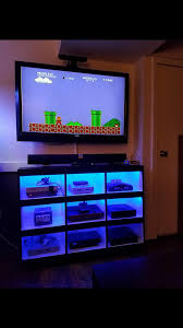 50 tv amazon black friday reddit my dad built this beauty for all his gaming systems he